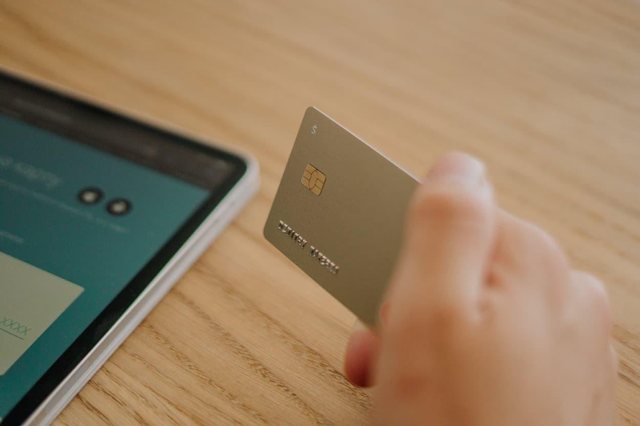 Tarjeta de débito digital